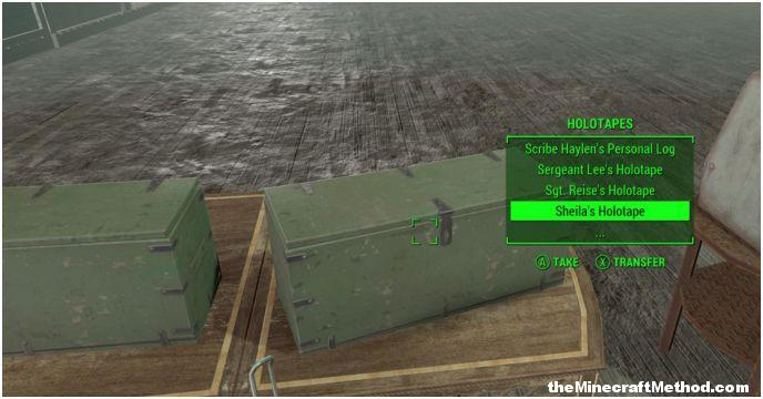 How to Find the Developer Room in Fallout 4